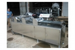 DOUGH PRESSING AND CUTTING MACHINE